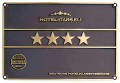 4 Hotelstars - German Hotel Classification