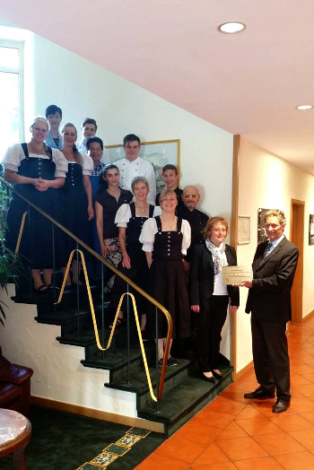 The Team of Ringhotel Kurhaus Ochs